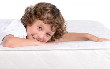 Какой матрас выбрать для ребенка 3–7 лет
