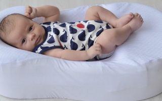 Какие бывают матрасы коконы для новорожденных и чем они полезны