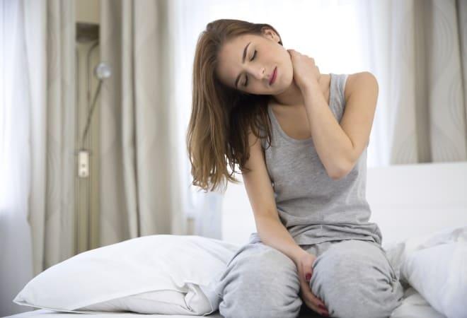 Онемение после сна